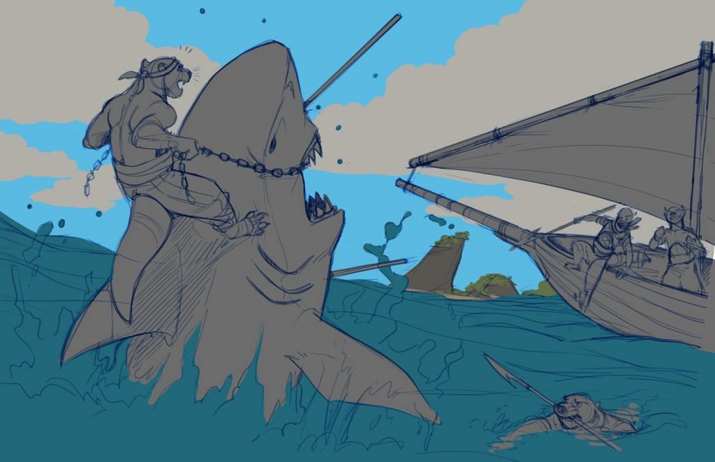sharkhunters_WIP